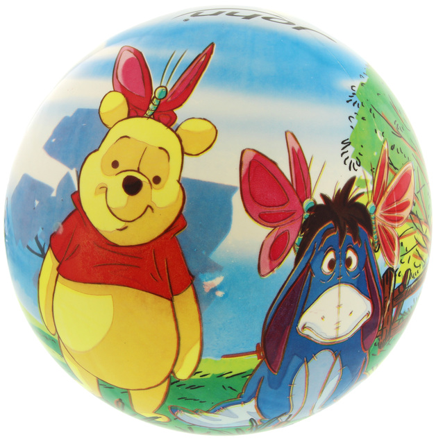 Dyna Ball: Pooh Play Ball - Assorted