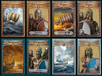 Saga of the Northmen - Card Game image