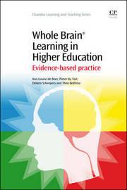 Whole Brain (R) Learning in Higher Education by Ann-Louise De Boer