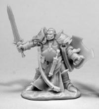 Dark Heaven: Bones - Jurden, Half Orc Paladin
