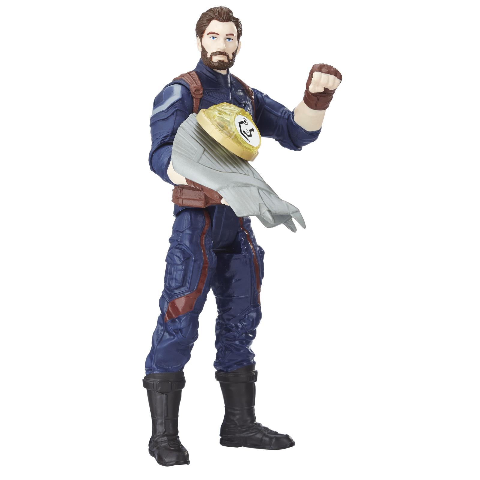 "Avengers Infinity War: Captain America - 6"" Action Figure image"