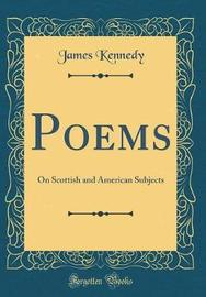 Poems by James Kennedy image