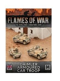 Flames of War: Daimler Armoured Car Troop
