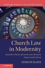 Law and Christianity by Judith Hahn