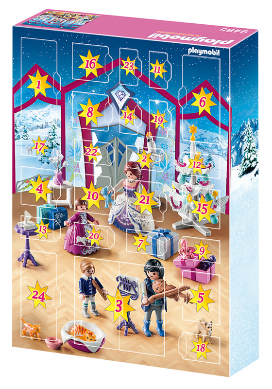 Playmobil: Advent Calendar - Christmas Ball (9485)