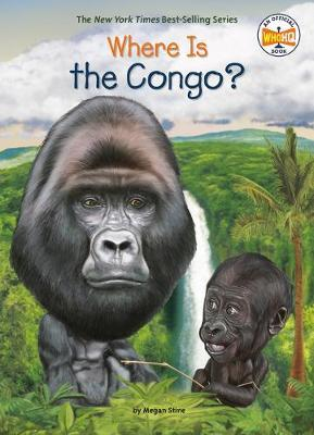 Where Is the Congo? by Megan Stine image