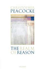 The Realm of Reason by Christopher Peacocke image
