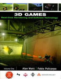 3D Games: Real-time Rendering and Software Technology by Alan Watts image