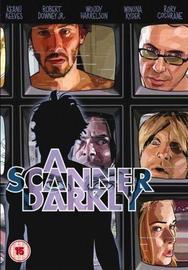 Scanner Darkly, A on DVD image