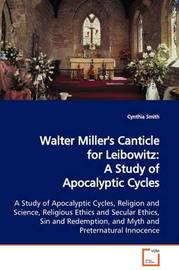 Walter Miller's Canticle for Leibowitz by Cynthia Smith image
