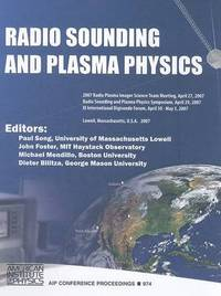 Radio Sounding and Plasma Physics