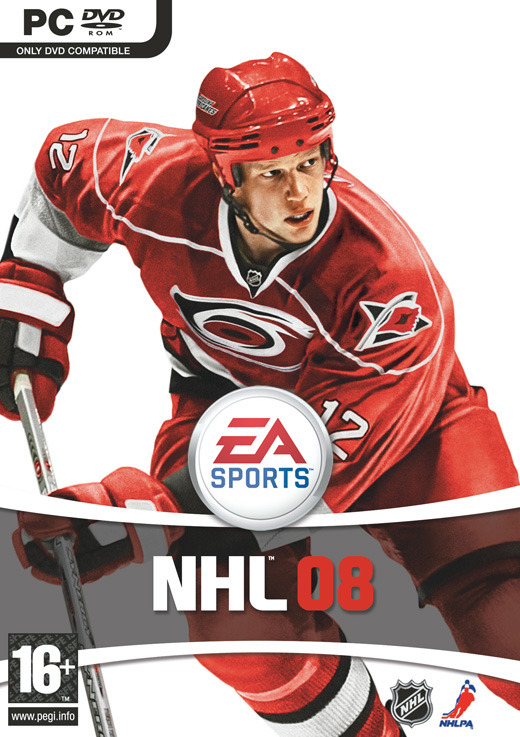 NHL 08 for PC Games