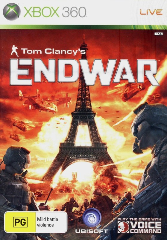 Tom Clancy's EndWar for Xbox 360