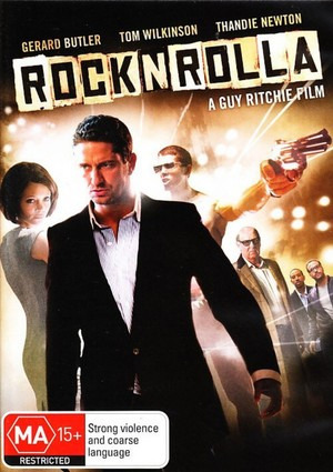 RocknRolla on DVD