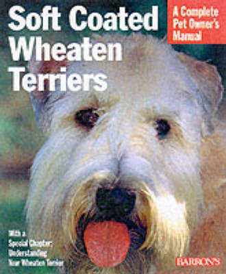 Soft Coated Wheaten Terriers by Margaret Bonham