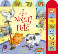 Noisy Petshop by Jessica Greenwell