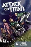 Attack on Titan: Vol. 6 by Hajime Isayama