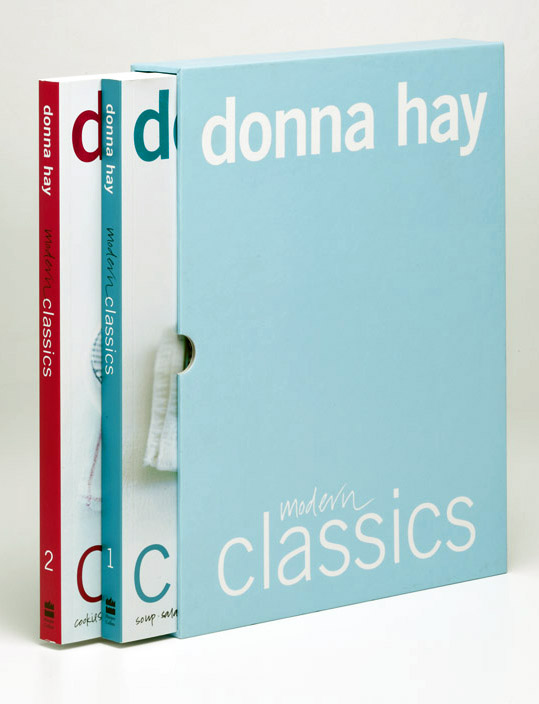 Modern Classics Box Set by Donna Hay image