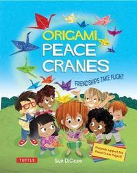 Origami Peace Cranes by Sue DiCicco image
