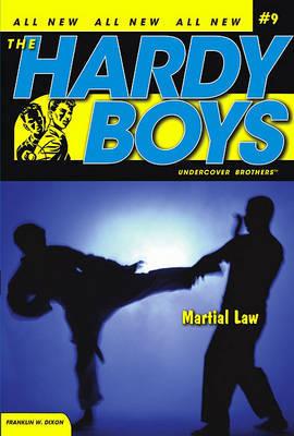 Martial Law by Franklin W Dixon
