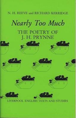 Nearly Too Much by Neil Reeve