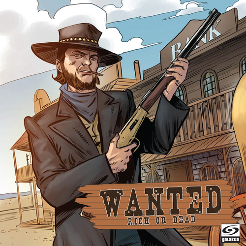 Wanted: Rich or Dead