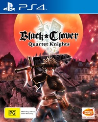 Black Clover: Quartet Knights for PS4