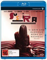 Suspiria (2018) on Blu-ray