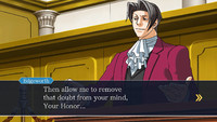 Phoenix Wright Ace Attorney Trilogy for Switch image