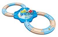 Hape: Undersea Train - Figure-8 Trackset