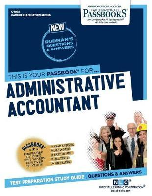 Administrative Accountant by National Learning Corporation image