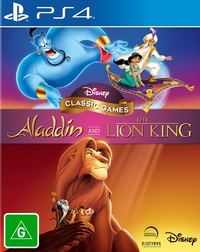 Aladdin & the Lion King for PS4