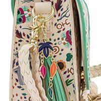 Loungefly: Pocahontas - Meeko Flit Earth Day AOP Crossbody Bag