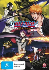 Bleach the Movie 4: Hell Verse on DVD