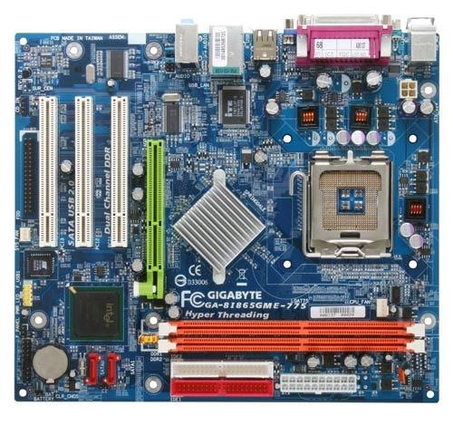Gigabyte GA-8I865GME-775 LGA775