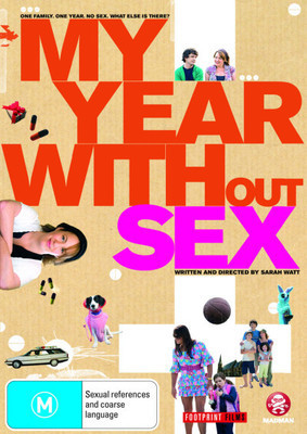 My Year Without Sex on DVD