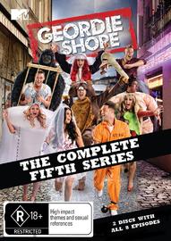 Geordie Shore - The Complete Fifth Season on DVD