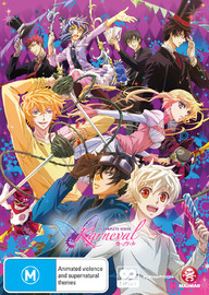Karneval - Complete Collection on DVD