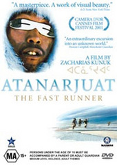 Atanarjuat - The Fast Runner on DVD