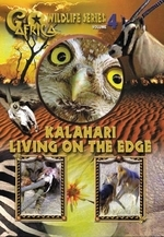 Go Africa - Wildlife Series: Vol. 4 - Kalahari: Living On The Edge on DVD