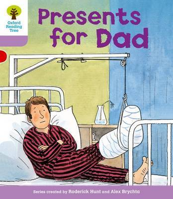 Oxford Reading Tree: Level 1+: More First Sentences A: Presents for Dad by Roderick Hunt