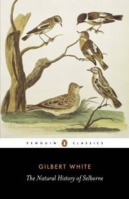 The Natural History of Selborne by Gilbert White image