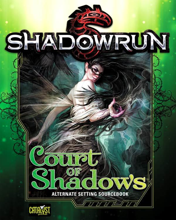 Shadowrun RPG: Court of Shadows image