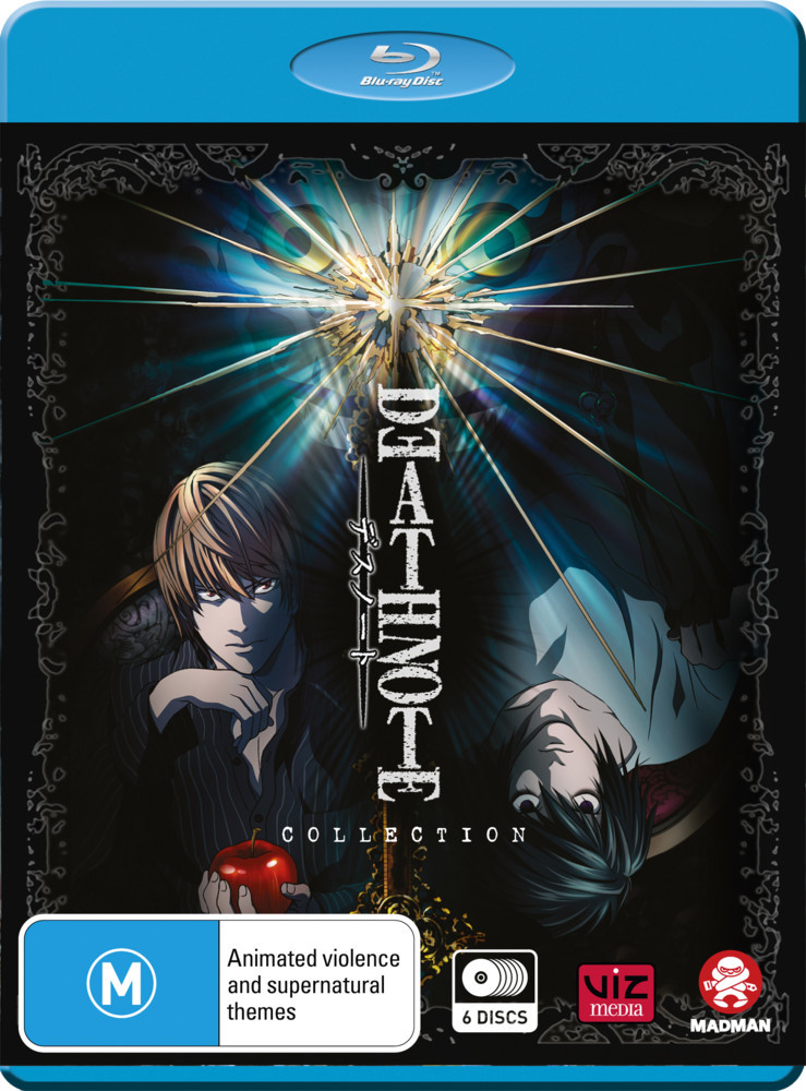 Death Note - Collection on Blu-ray image