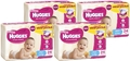 Huggies Ultra Dry Nappies Convenience Shipper: Infant Girl 4-8kg (96)