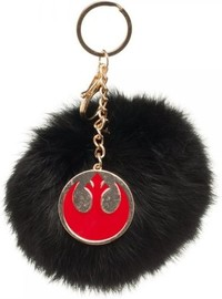 Star Wars: Furry Pom Pom (Rebels) - Handbag Charm