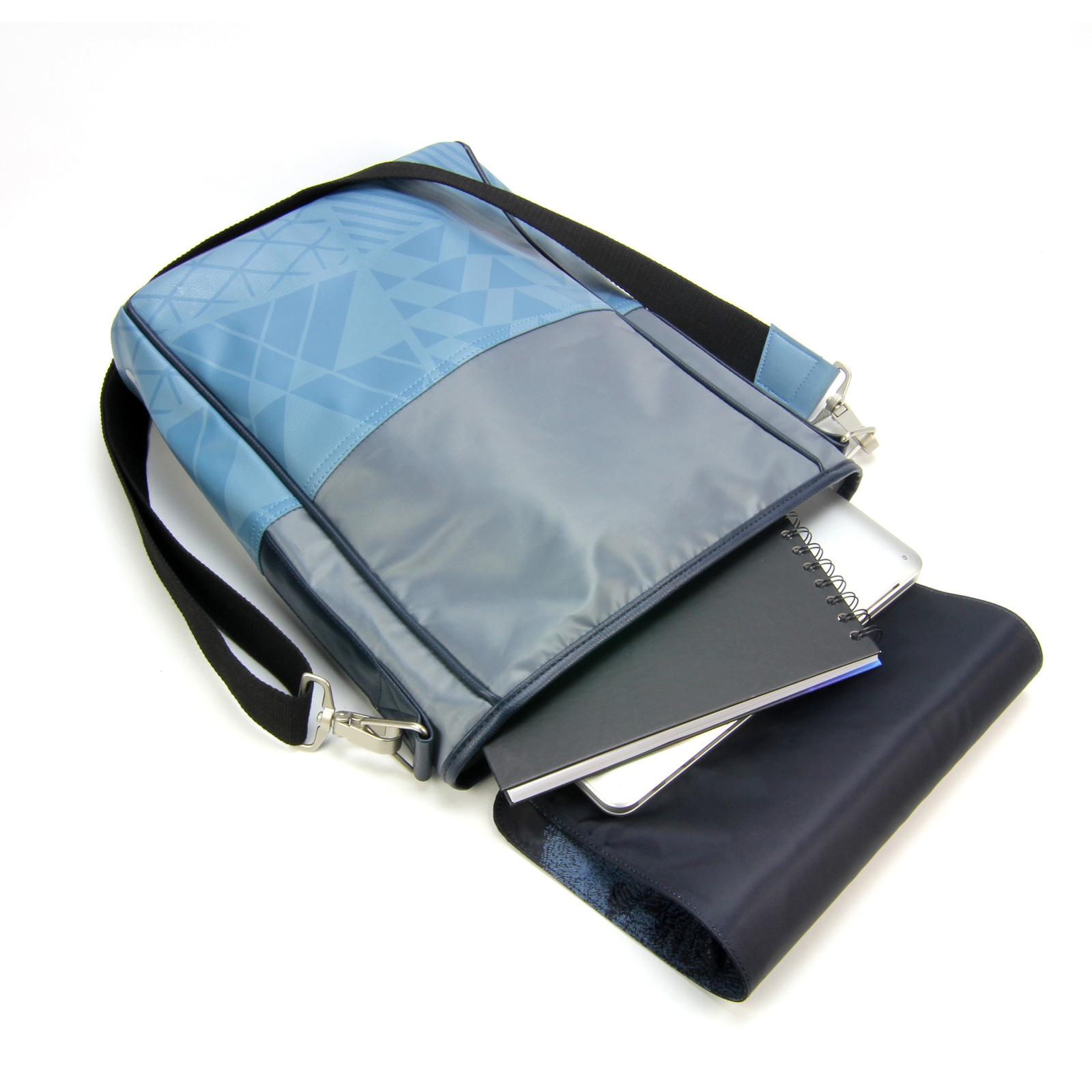 Destiny Guardian Crest Vertical Messenger Bag image