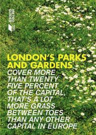 London's Parks and Gardens by Nana Ocran image