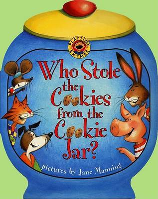 Who Stole the Cookies from the Cookie Jar? by Jane Manning image