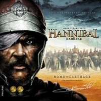 Hannibal & Hamilcar Rome vs Carthage Boardgame